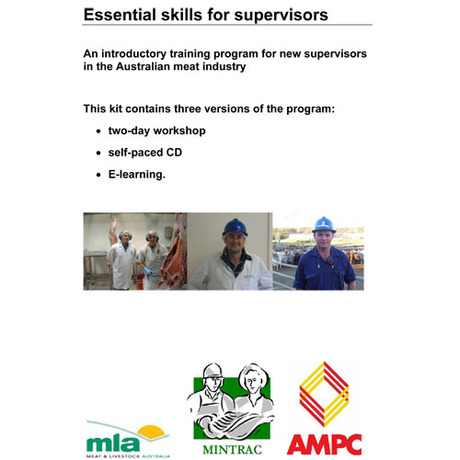 Essential Skills for Supervisors kit (Second Edition)