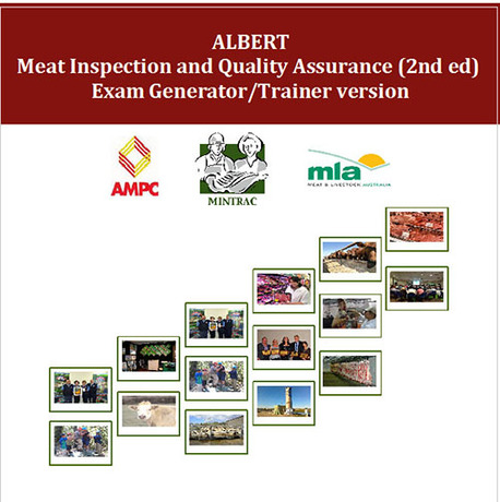 Albert - Meat Inspection and Quality Assurance Exam Generator (second edition)