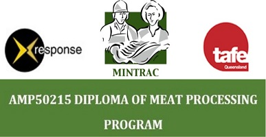 Applications for Diploma in meat processing