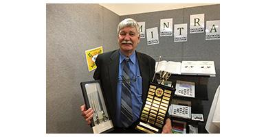 Eddie Andriessesn Award Winner