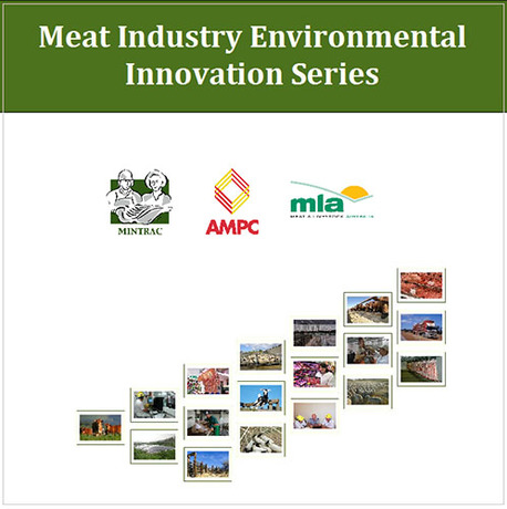 Meat Industry Environmental Innovation series