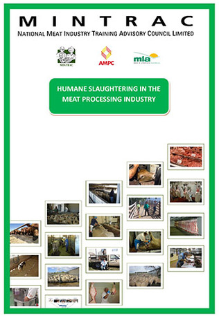 Humane Slaughtering in the Meat Processing Industry Kit