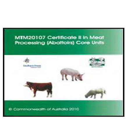 Meat Processing WELL Resource for the Core Units