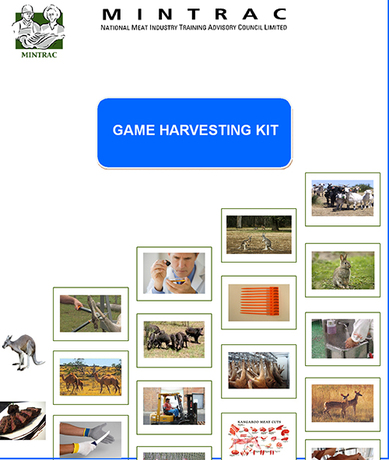 Wild Game Harvesting Kit (Second edition)