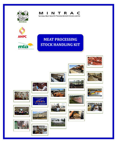 Meat Processing Stock Handling kit