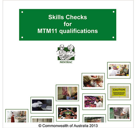 Skills Checks for AMP Qualifications
