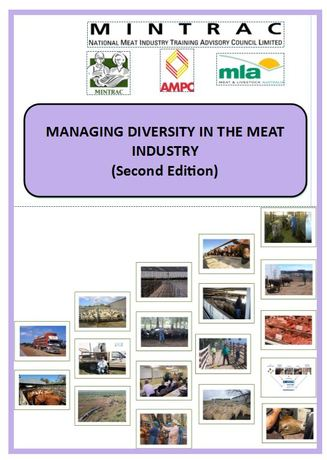 Managing Diversity in the Meat Industry kit (second edition)